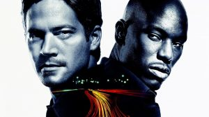 2 Fast 2 Furious (2003) Brian O'Conner, Roman Pearce HD