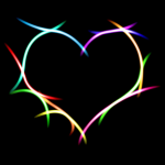 Colorful Heart HD