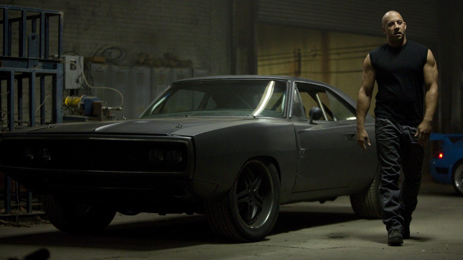 Fast Five (2011) Dominic Toretto HD Wallpaper