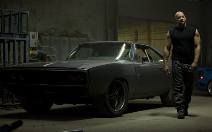 Fast Five 2011 Dominic Toretto HD