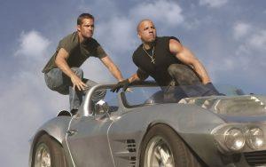 Fast Five (2011) Dominic Toretto and Brian O'Conner HD