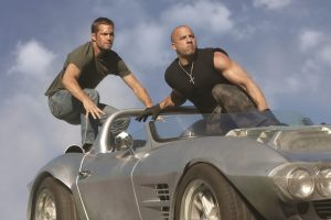 Fast Five (2011) Dominic Toretto and Brian O'Conner HD
