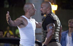 Fast Five (2011) Dominic Toretto vs Luke Hobbs HD