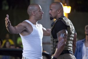 Fast Five (2011) Dominic Toretto vs Luke Hobbs HD