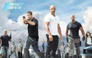 Fast Five (2011) HD