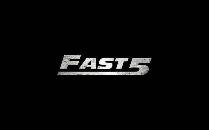 Fast Five Logo 2011 HD
