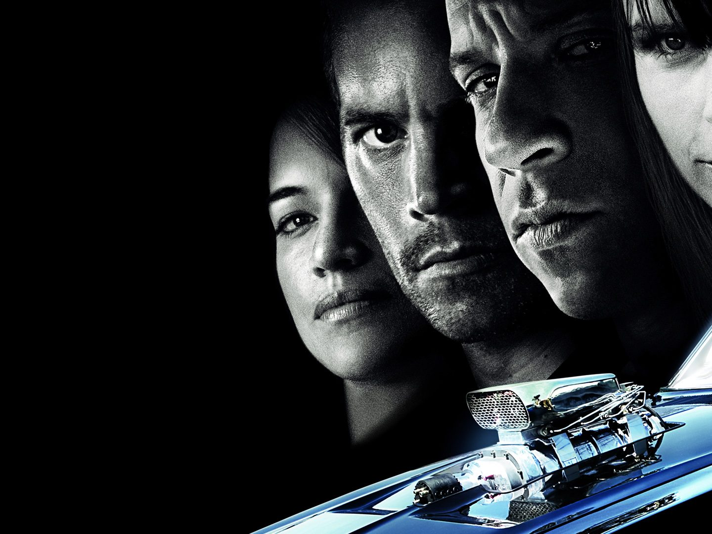 Fast And Furious Hd Wallpaper Background: Fast & Furious (2009) HD Wallpaper