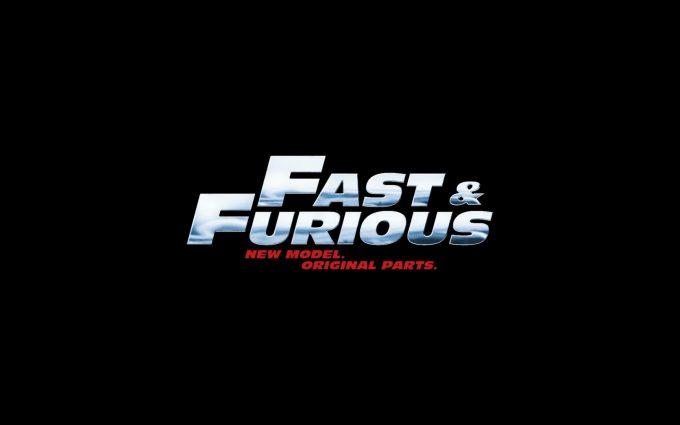 Fast Furious 2009 Logo HD