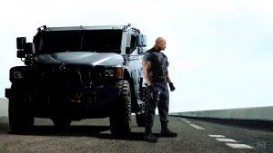 Fast & Furious 6 (2013) Dwayne Johnson HD