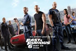 Fast & Furious 6 (2013) May 24 HD