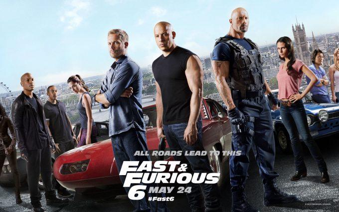 Fast Furious 6 2013 May 24 HD