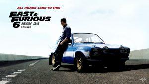 Fast & Furious 6 (2013) May 24, Paul Walker HD
