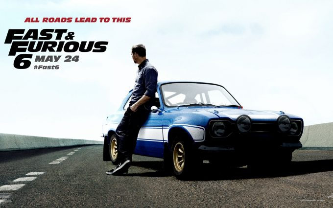 Fast Furious 6 2013 May 24 Paul Walker HD