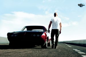 Fast & Furious 6 (2013) Vin Diesel as Dominic Toretto HD