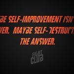 Fight Club 1999 Quote HD