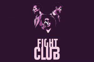 Fight Club 1999 The Narrator Marla Singer Tyler Durden HD
