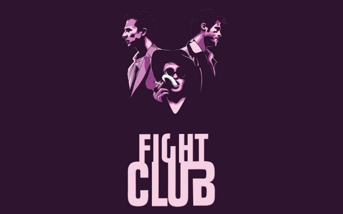 Fight Club 1999 The Narrator Marla Singer Tyler Durden HD