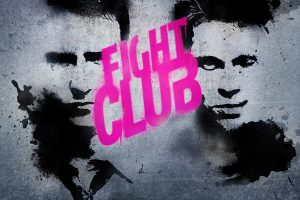 Fight Club 1999 The Narrator and Tyler Durden HD