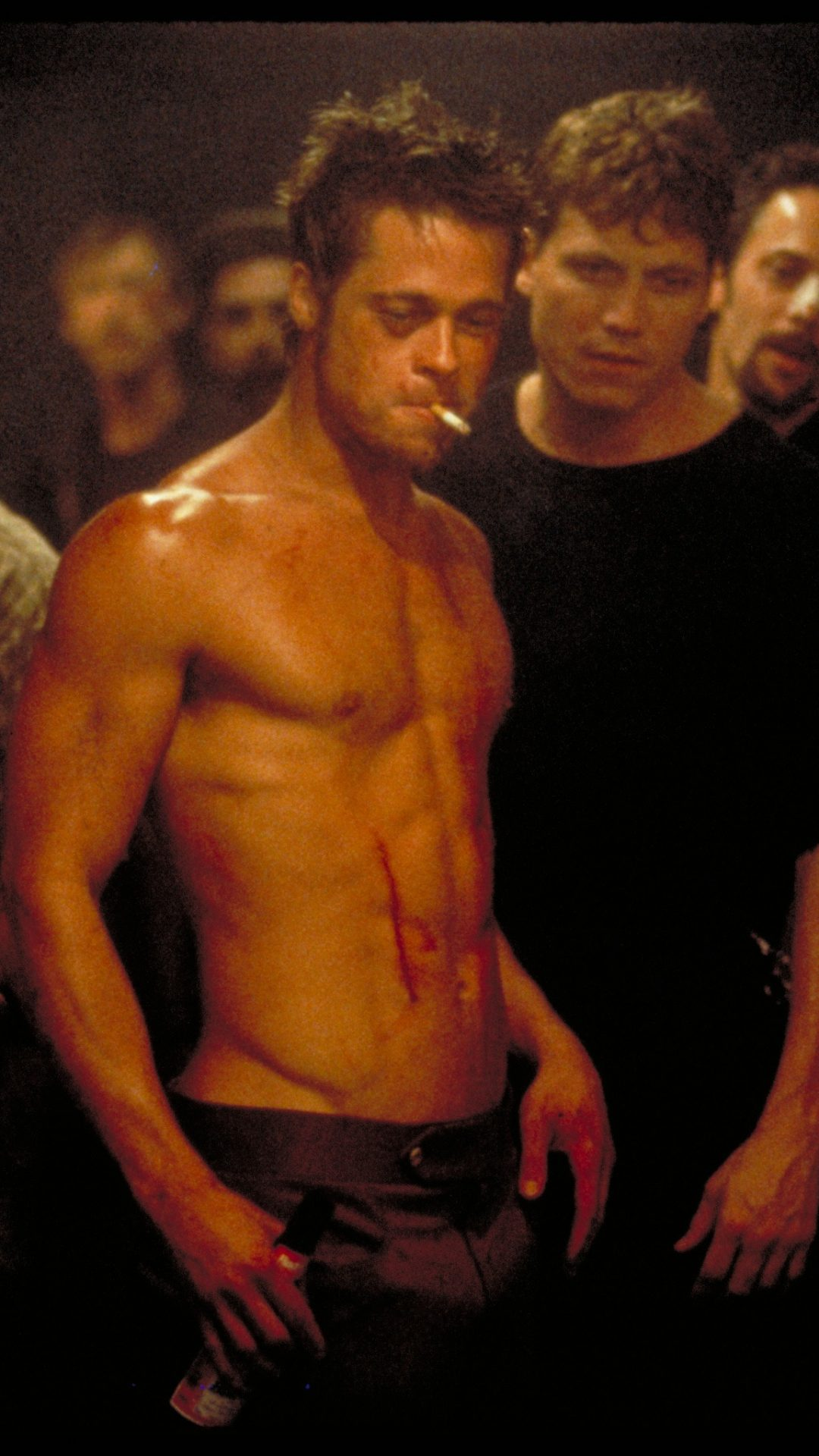 Fight Club 1999 Tyler Durden Hd Wallpaper