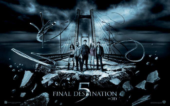 Final Destination 5 2011 IN 3D HD