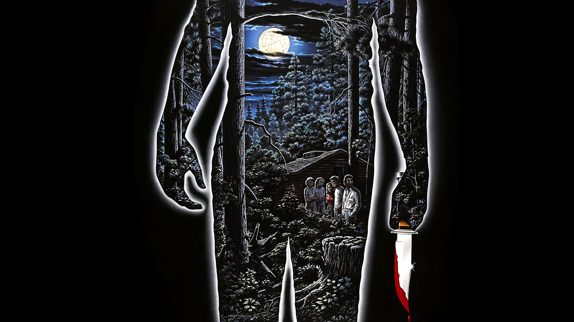 Friday the 13th (1980) HD Wallpaper