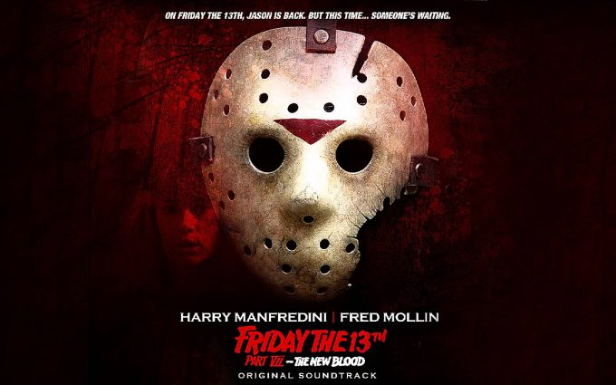 Friday the 13th Part VII The New Blood 1988 HD