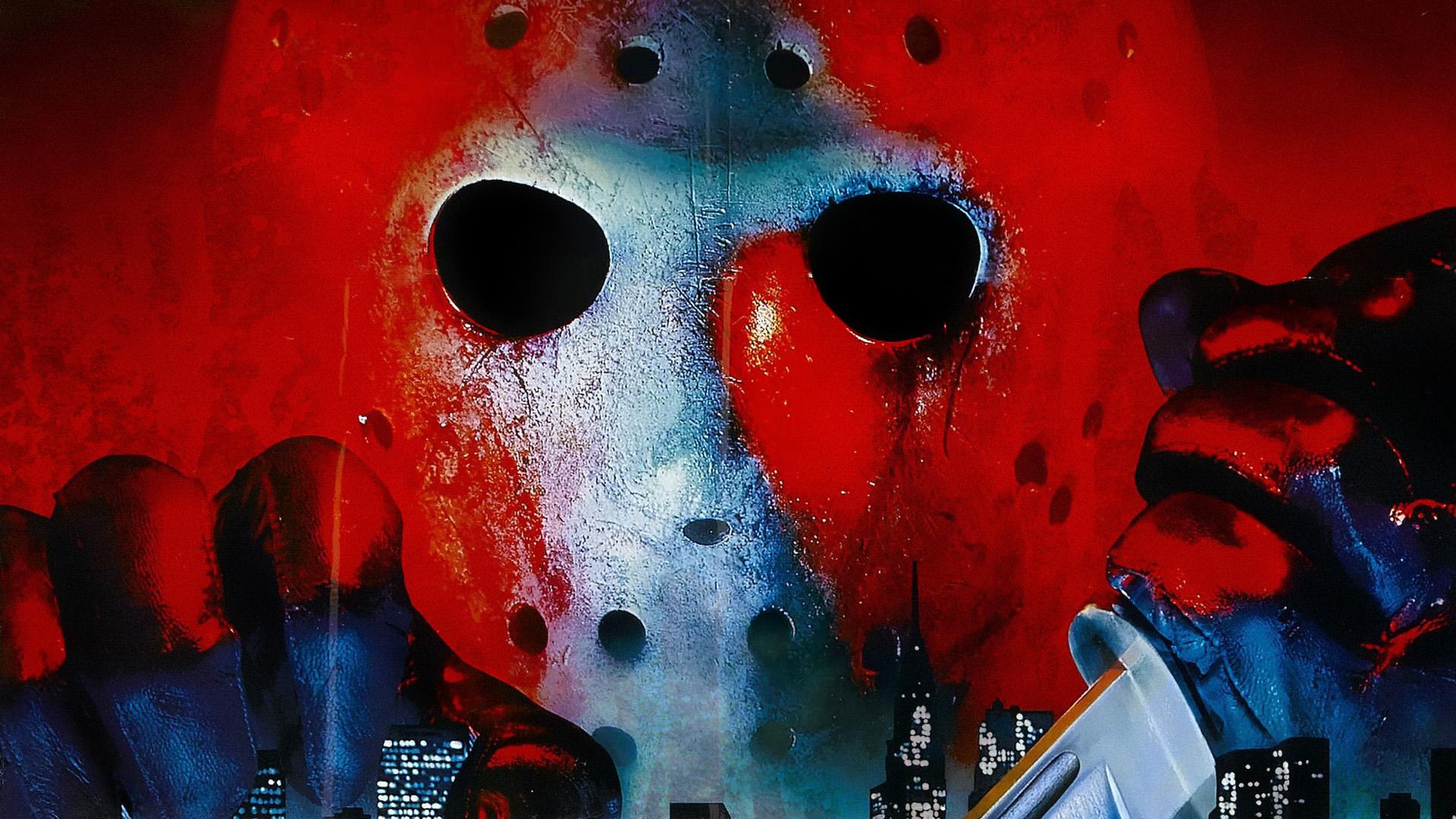 Friday The 13th Part Viii Jason Takes Manhattan 1989 Hd Wallpaper