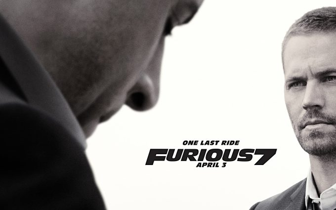Furious 7 2015 April 3 HD