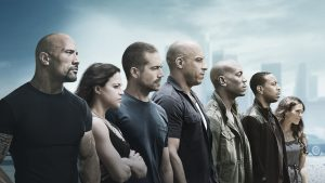 Furious 7 (2015) The Team 4K