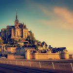 Mont Saint Michel HD