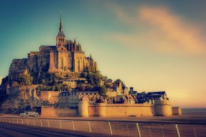 Mont Saint Michel HD