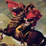 Napoleon Crossing the Alps Charlottenburg version HD