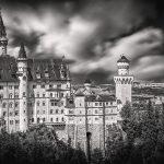 Neuschwanstein Castle BW HD