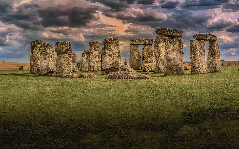 Stonehenge 4k Uhd Wallpaper