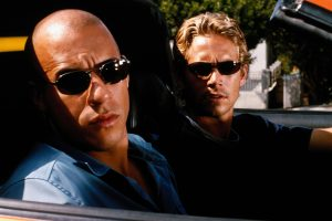 The Fast And The Furious (2001) Paul Walker & Vin Diesel HD