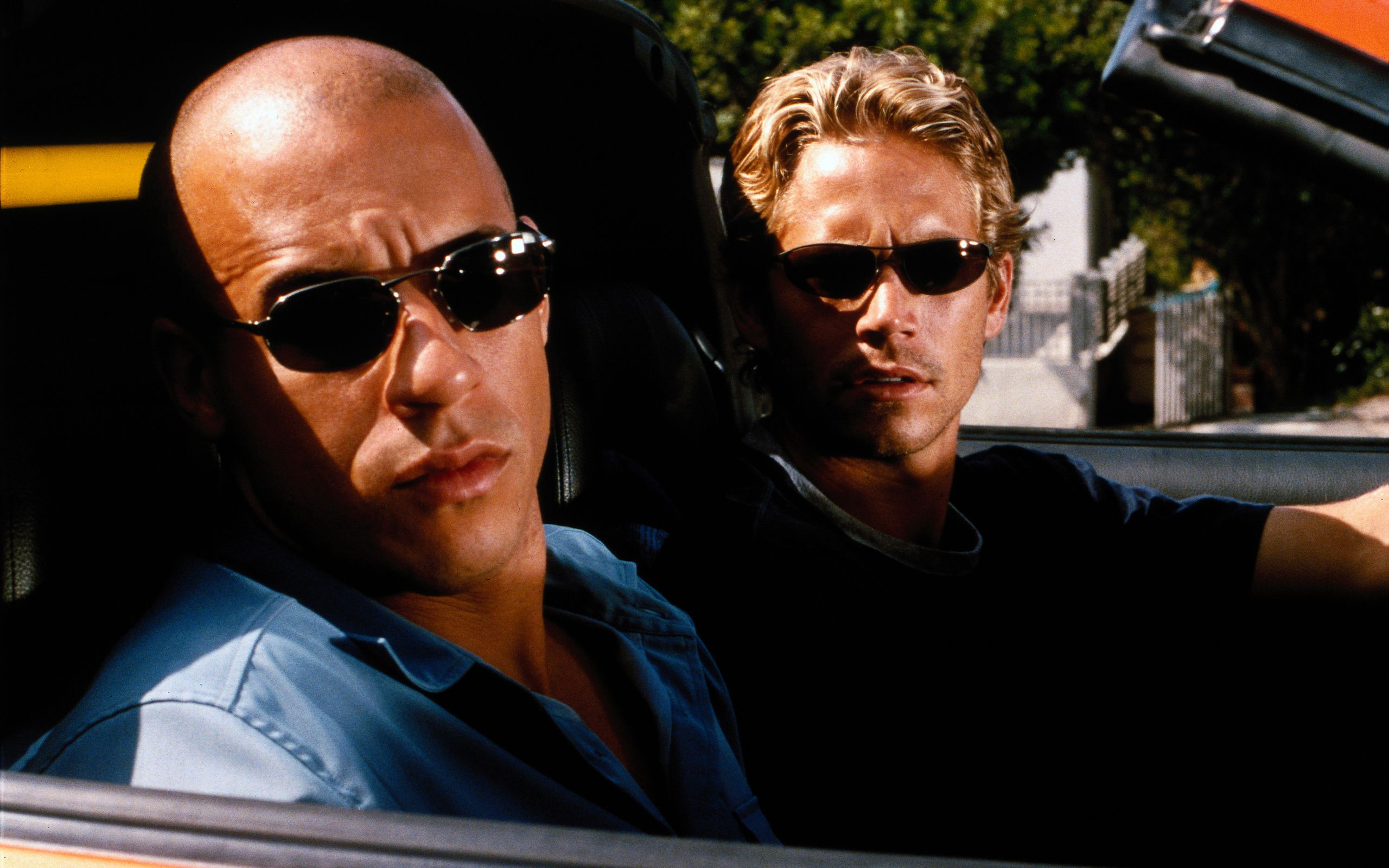 The Fast And Furious 2001 Paul Walker Vin Diesel HD