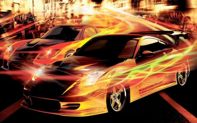 The Fast and the Furious Tokyo Drift HD