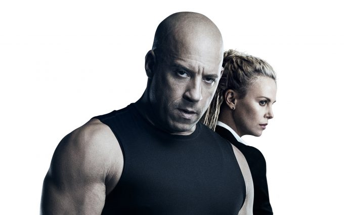 The Fate of the Furious 2017 Dominic Toretto and Cipher HD