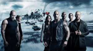 The Fate of the Furious (2017) The Team 4K