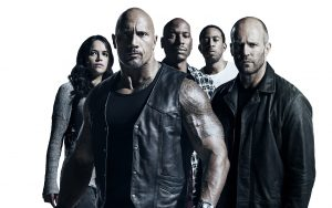 The Fate of the Furious (2017) The Team HD