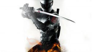 G.I. Joe: Retaliation [2013] Snake Eyes HD