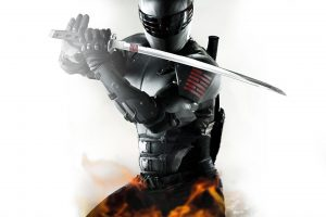 G I Joe Retaliation 2013 Snake Eyes HD