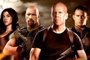 GI Joe Retaliation 2013