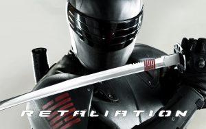 G.I. Joe: Retaliation (2013) Snake Eyes HD