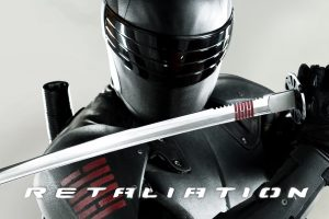 G.I. Joe: Retaliation (2013) Snake Eyes HD