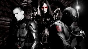 G.I. Joe: The Rise of Cobra 2009 (B&W) HD