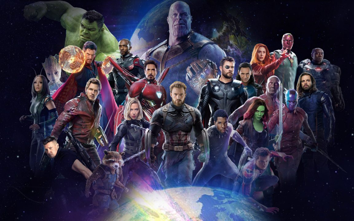 Avengers Infinity War Iphone Wallpaper: Avengers: Infinity War 2018 HD Wallpaper