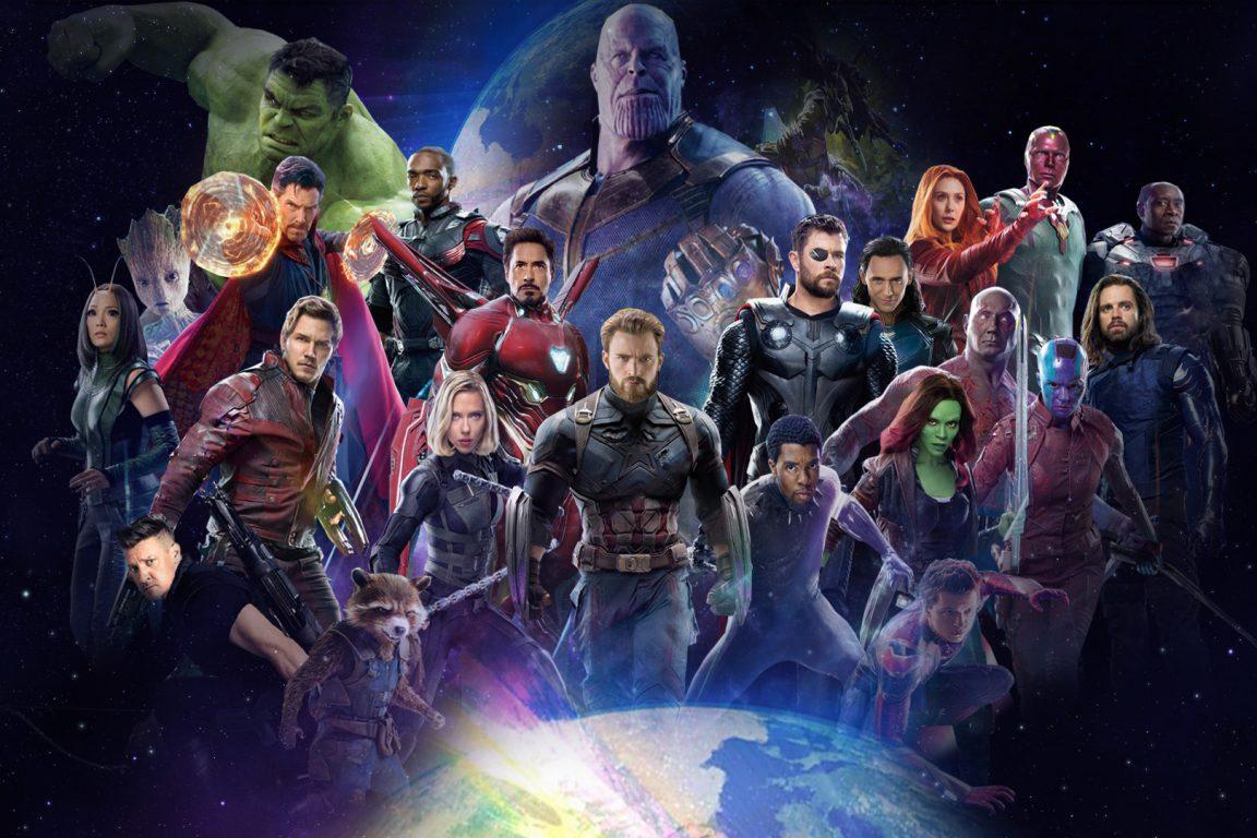 Avengers Infinity War 2018 Thanos 4k Uhd 3 2 3840x2560: Avengers: Infinity War 2018 HD Wallpaper