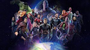 Avengers: Infinity War 2018 HD