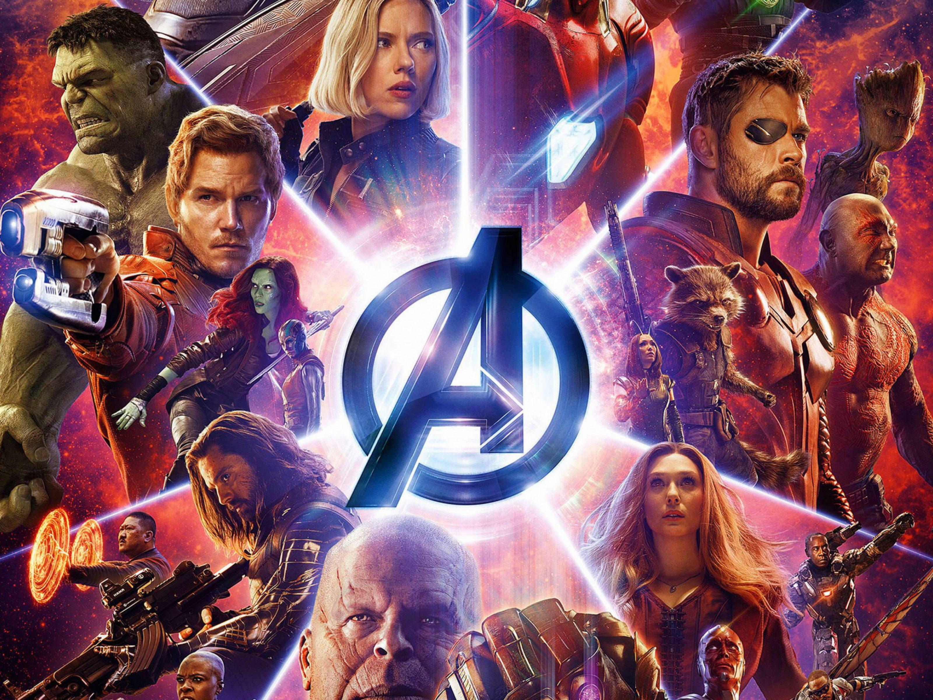 Avengers Infinity War 2018 4k Uhd Wallpaper